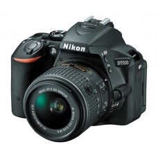 Nikon D5500 With 18-55 lens