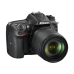 Nikon D7200 with 18-140mm VR Lens