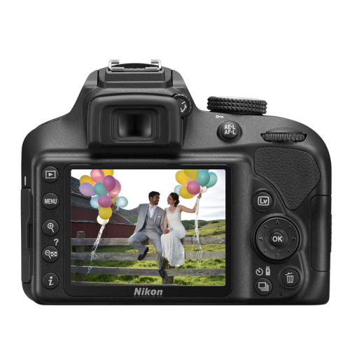 Image result for Nikon d3400 camera