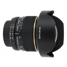 Samyang 14mm f2.8 Ultra Wide Angle Lens
