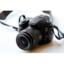 Sony Alpha A58-K With 18-55 Lens