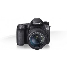 Canon EOS 70D with 18-135 Lens
