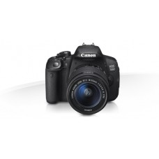 Canon EOS 700D with 18-55 Lens