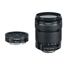 Canon EF-S 18-135mm f/3.5-5.6 IS STM Lens