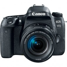Canon Eos 77d DSLR Camera with 18-55 STM Lens