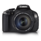 Canon EOS 600D with 18-55 Lens